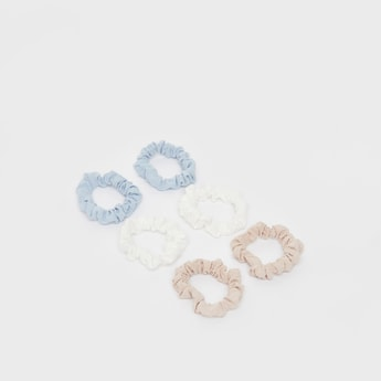 Set of 6 - Elasticated Round Bands