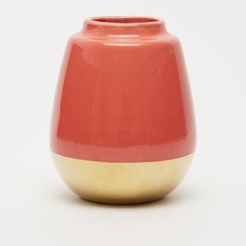 Glazed Decorative Vase