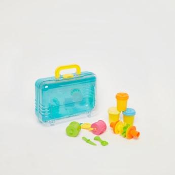 Activity Dough Case Playset