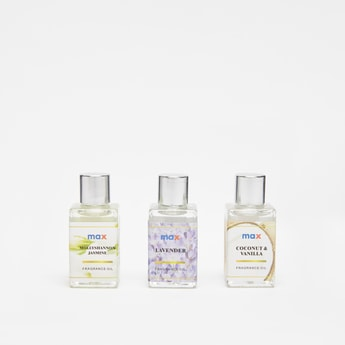 Assorted 3-Piece Essential Oil Set