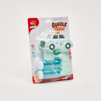 Bubble Gun Toy Playset