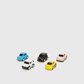 Mini Pull-Back Car Toy Set