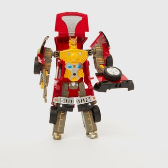 Conversion Robot Action Figurine Toy