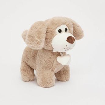 Dog Shaped Soft Toy