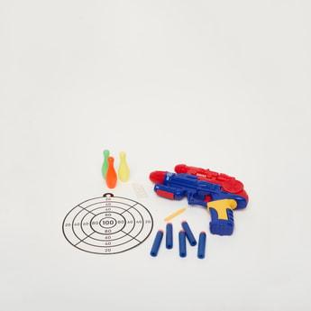 DIY Puzzle Assemble Gun Toy Playset