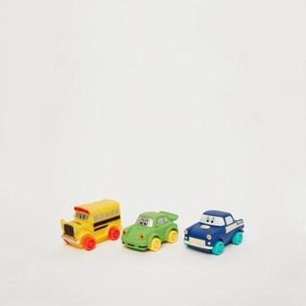 Vinyl Toys Car Toy Set