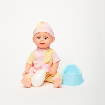 Baby Doll Playset
