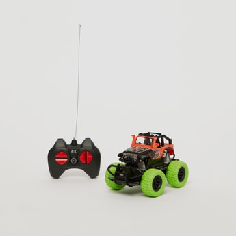Monster Truck Remote Control Toy