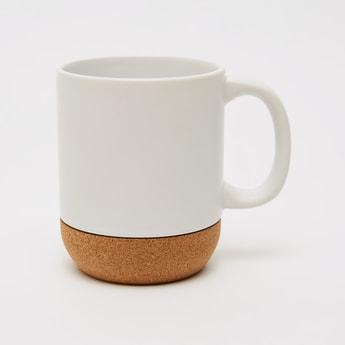 Two-Tone Mug with Side Handle