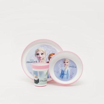 Frozen-II 3-Piece Breakfast Set