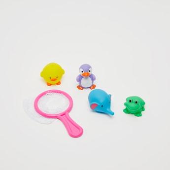 مجموعة ألعاب حمام 5 قطع