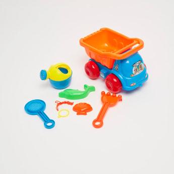 8-Piece Beach Toy Set