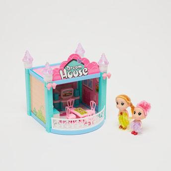 Dream House Dollhouse Playset