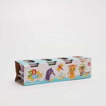 5D Colour Dough Set