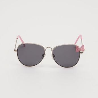 نظارة شمسية معدنية بفيونكة