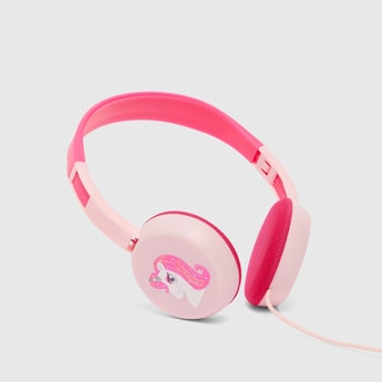 Unicorn Print Headphones