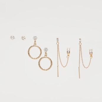Set of 3 - Assorted Earrings