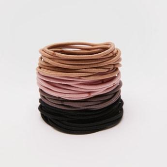 Set of 50 - Solid Hair Ties