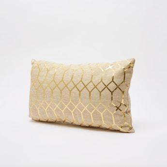 Printed Cushion - 50x30 cms