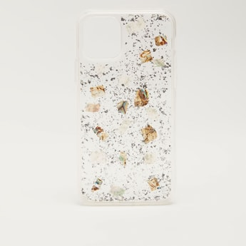 Textured iPhone 11 Pro Mobile Cover