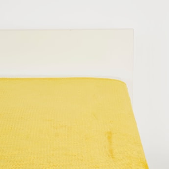 Textured Bed Throw - 127x152 cms