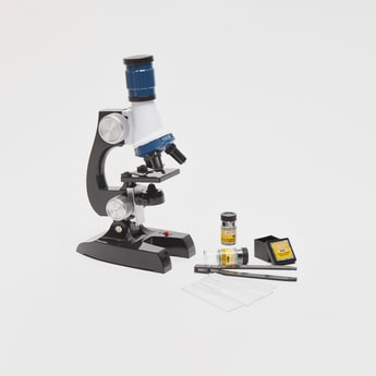 Toy Microscope with Accessories