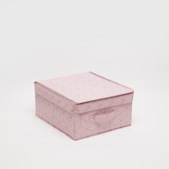 صندوق تخزين بطبعات - 28x33x15 سم