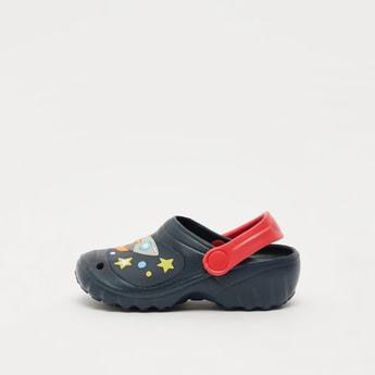 Textured Slip-On Clogs
