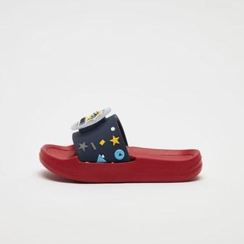حذاء خفيف سهل الارتداء بزخارف