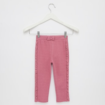 Full Length Pants with Elasticated Waistband