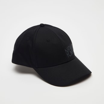 Printed Cap with Eyelets