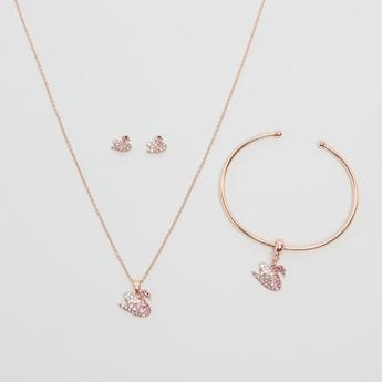Embellished 3-Piece Jewellery Set