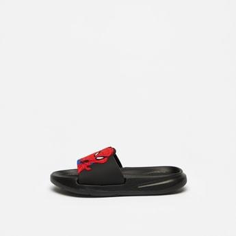 حذاء خفيف سهل الارتداء بطبعات سبايدر مان