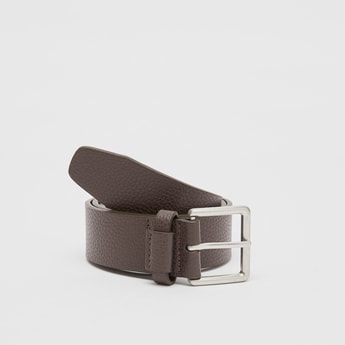 Textured Casual Belt