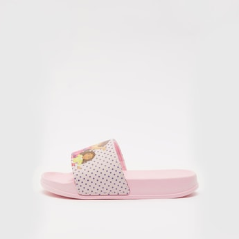 Printed Slip On Beach Slippers