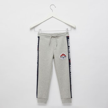 PAW Patrol Embroidered Detail Jog Pants with Drawstring Closure