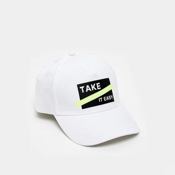 قبعة كاب قابلة للتعديل بطبعات