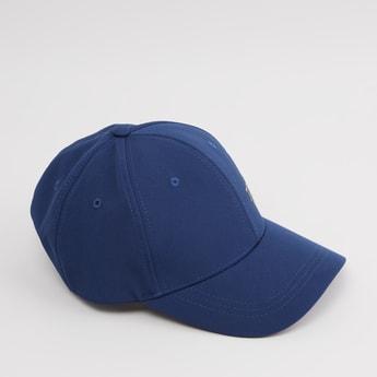 قبعة كاب بشريط إغلاق وطبعات