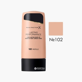 Max Factor Lasting Performance 102 Pastelle Makeup Foundation - 35 ml