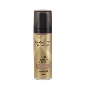 Max Factor Ageless Elixir Foundation + Serum