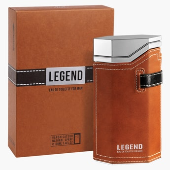 Emper Legend Eau De Toilette For Men - 100 ml