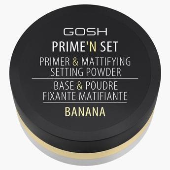 Gosh Prime'N Set Primer and Mattifying Setting Powder