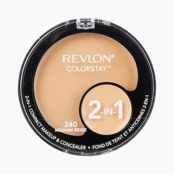 REVLON Colourstay 2-in-1 Compact Foundation and Concealer