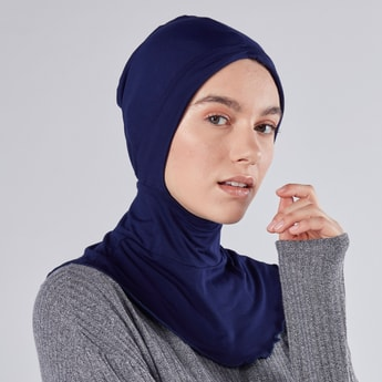 Solid Inner Hijab Cap