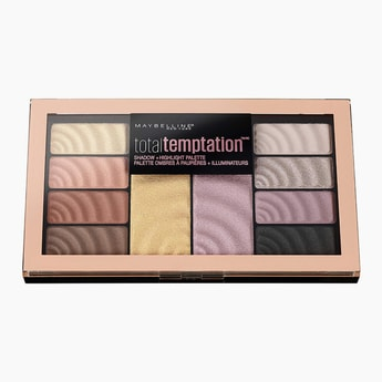 Maybelline New York Total Temptation Palette