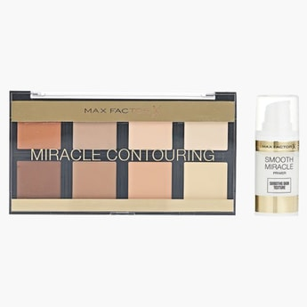 Max Factor Miracle Contouring Kit with Mini Primer Promo Pack
