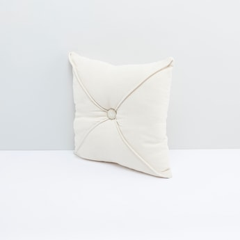 Embellished Filled Cushion