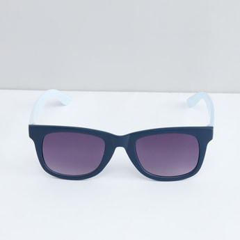 Printed Full Rim Sunglasses