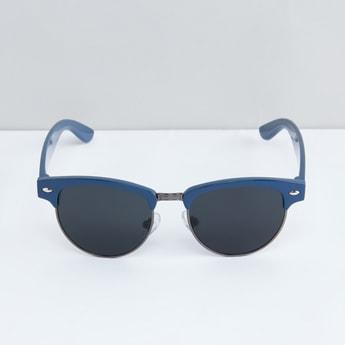 Full Rim Clubmaster Sunglasses