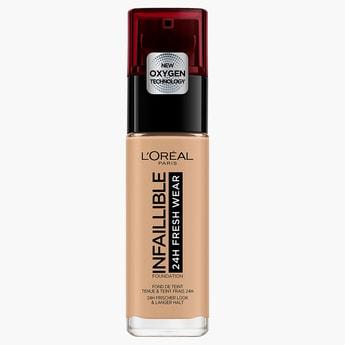 L'Oreal Infaillible Liquid Foundation 24H Fresh Wear